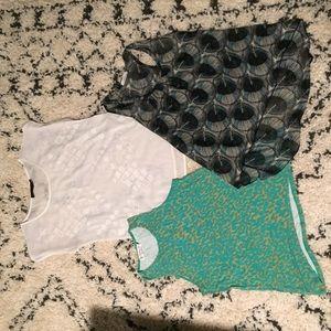 Size xs top bundle
